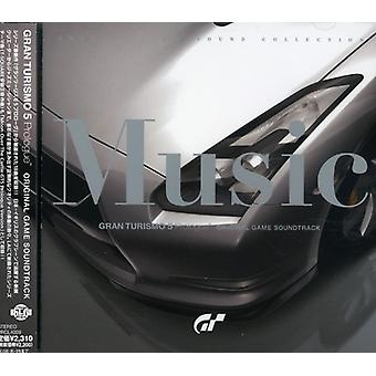 Olika Artister - Gran Turismo 5 Proloque [CD] USA import
