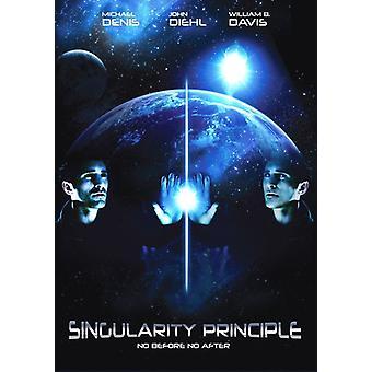 Singularity principe [DVD] USA import