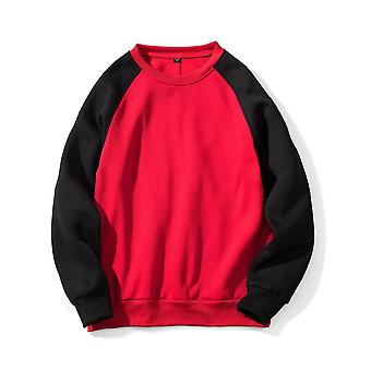 Skateboard Pullover Hoodies, Winter Sweatshirts Men, Hip Hop Streetwear, Solid