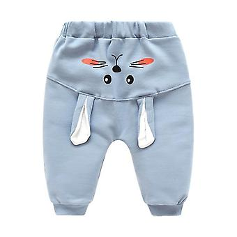 Spring Autumn New Style Cartoon Baby Pants, Leggings