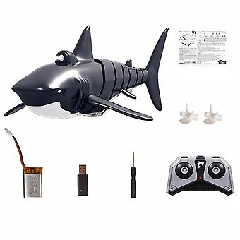 Shark Fish Boat- Remote Control Bait, Mini Radio Electronic Toy