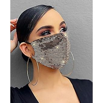 Adult Cara Mask Washable Reusable Face Mask Filters Cosplay