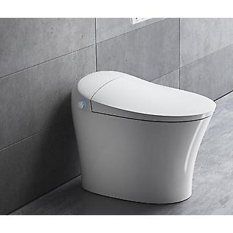 Automatic Sensor Flushing - Electric Tankless Intelligent Smart Toilet