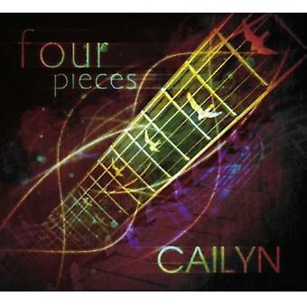 Cailyn - Four Pieces [CD] USA import