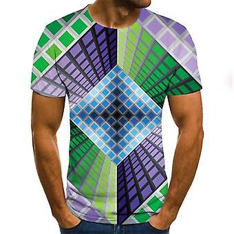Three-dimensional Vortex T-shirt
