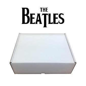 The Beatles T Shirt Mug Merch Box Bundle Mixed designs new Official Mens
