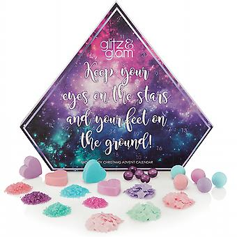 Glitz & Glam Galaxy Kúpeľ & Telo Advent