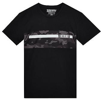 Tatami Fightwear Gallant Collection T-Shirt Black/Camo
