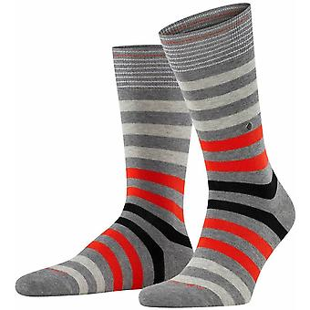 Burlington Blackpool Socks - Khaki Green
