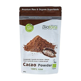 Cocoa Raw Powder Bio 200 g