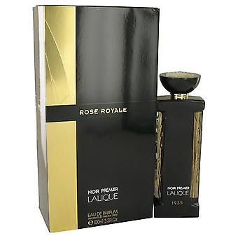 Rose Royale Eau De Parfum Spray por Lalique 3,3 oz Eau De Parfum Spray