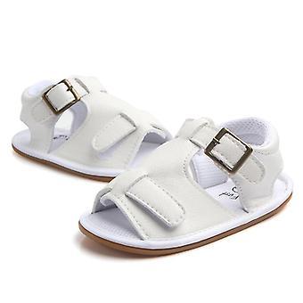 Toddler Soft Soled Leather Casual Shoes, Summer Baby Sandals Prewalker