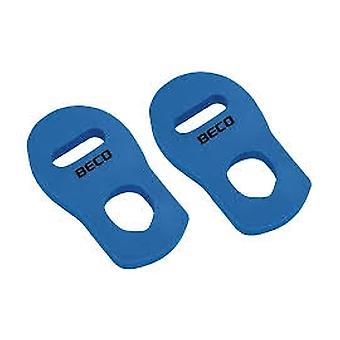 GANTS de boxe BECO Aqua Kick - Blue-X-Large