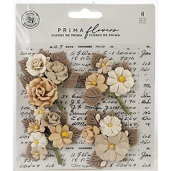 Prima Markkinointi Melko vaaleat kukat maalaismainen kukka