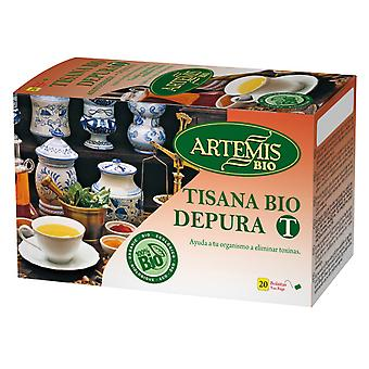 Artemis Tisana Depura-T 20 Sobres Artemise