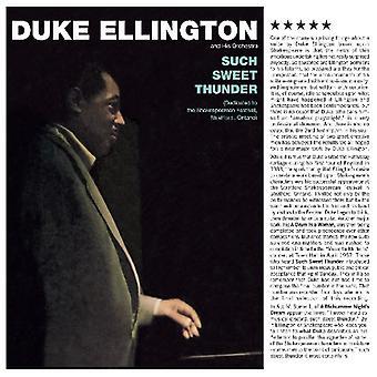 Duke Ellington - importación de Estados Unidos tal trueno dulce [CD]