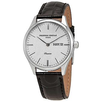 Frederique Constant Classics Day/Date Silver Dial Men's Watch FC-225ST5B6