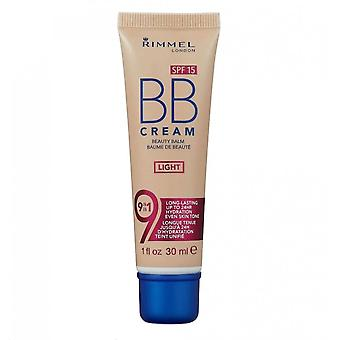 Rimmel BB Beauty Balm Cream - Light