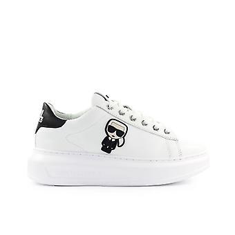 Karl Lagerfeld Kapri K/ikonik White Black Sneaker