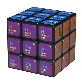 Hot Third-order Chemical Magic Cube Periodic Table Learning Tool Colorful Print