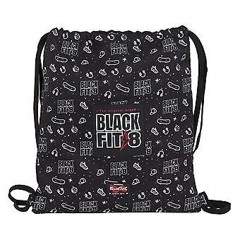 Mochila con cuerdas BlackFit8 Sport Galaxy Black