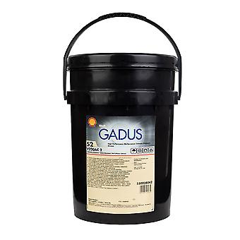Shell 550028042  Gadus S2 V220Ac 2 18Kg Hp Extreme Pressure Multipurpose Grease