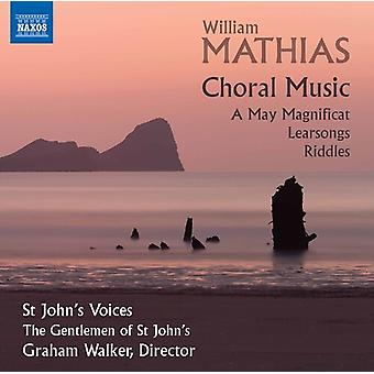 Choral Music [CD] USA import