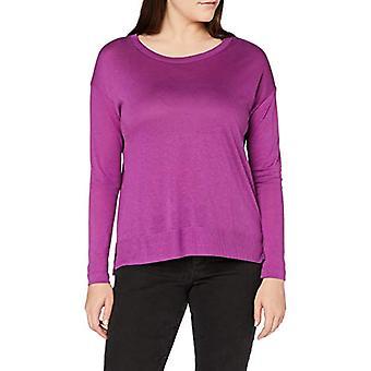 United Colors of Benetton 3ACRE11E6 T-shirt, Byzantium 007, M Woman