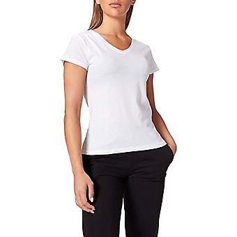 LTB Jeans Asyon T-Shirt, White 100, XXL Women