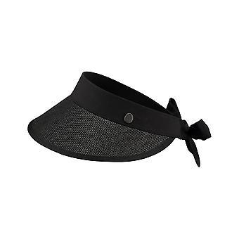 Barts Epidote Visor Cap in Zwart