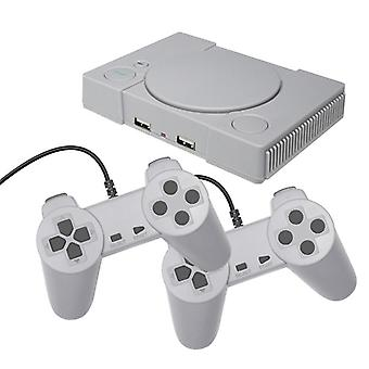 ミニレトロビデオゲームコンソールダブルプレイヤー8ビットサポートAVアウトファミリーテレビ