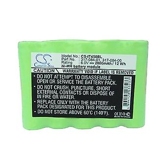 Cameron Sino It450Bl Battery Replacement For Intermec Barcode Scanner