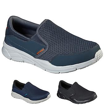 Skechers Herren Relaxed Fit Equalizer 4.0 - Persisting Slip On