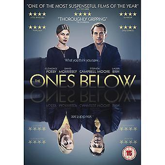 The Ones Below DVD