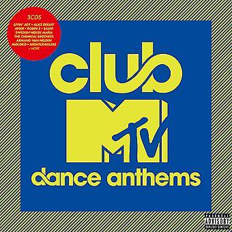 Club MTV - Dance Anthems CD