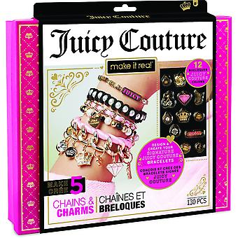 Juicy Couture Chains & Charms Activity Set