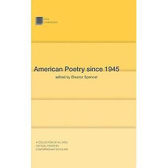 Amerikansk poesi sedan 1945 av Eleanor Spencer-Regan - 9781137324467 B