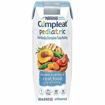 Nestle Healthcare Nutrition Pediatric Tube Feeding Formula, Unflavored, 8.45 Oz