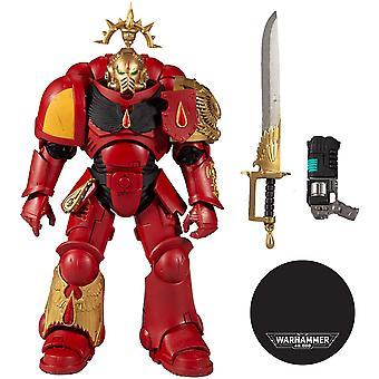 Blood Angels Primaris Lieutenant Warhammer 40K Gold Label McFarlane Toys Action Figure