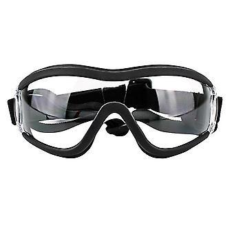 Dog sunglasses uv protection windproof anti-breaking goggles swimming skating