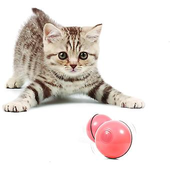 Smart Interactive Cat Toy - Nouvelle version 360 Degree Self Rotating Ball
