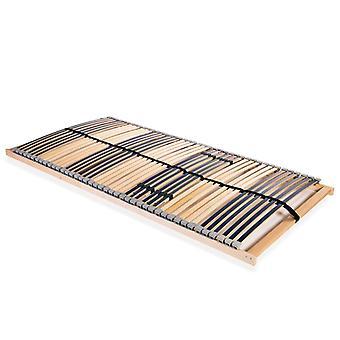 vidaXL sälekehys, jossa 42 sälettä 7 vyöhykettä 120 x 200 cm