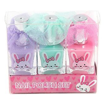 Nail polish Inca Children's (3 pcs)