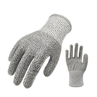 Durable Work Gloves Level 5 Protection Hppe Anti Cut Gloves