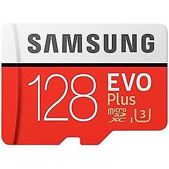 128GB paměť Evo Plus Micro SD karta s adaptérem