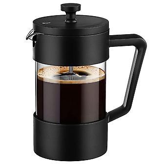 Coffee & Tea Maker 12Oz Thickened Borosilicate Gl Press Rust-Free