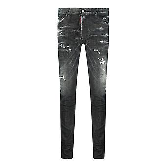 Dsquared2 Cool Guy Jean 1964 Jeans noirs détruits