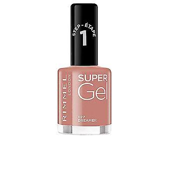 nail polish Kate Super Gel Rimmel London Nº 027 Rossmann