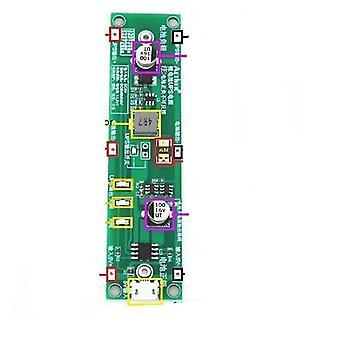 5v 18650 lítium akkumulátor töltő védőtábla