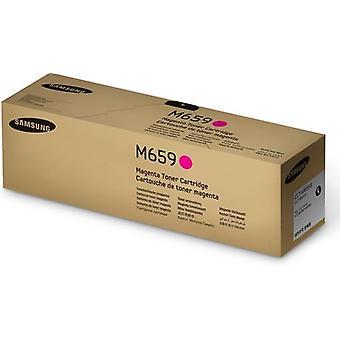 Samsung CLT-M659S magenta toner cartridge, 20000 pages, Magenta, 1 piece